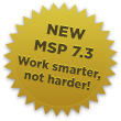 Whats new: MSP 7