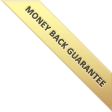 Six month money back guarantee!