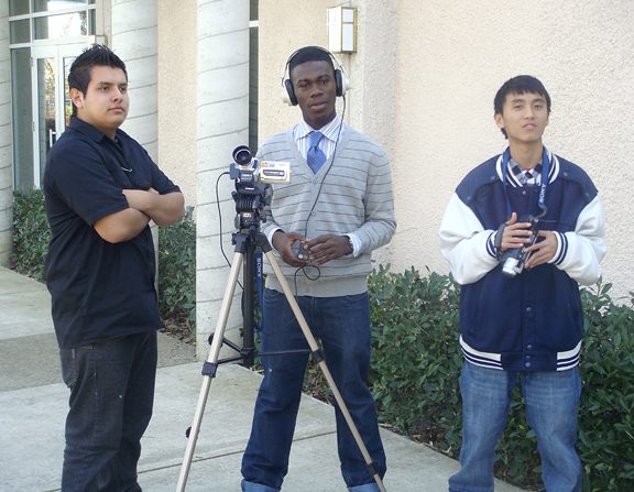 ... inner-city high school students in the Oakland Unified School District ...